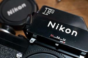Aki's Nikon F